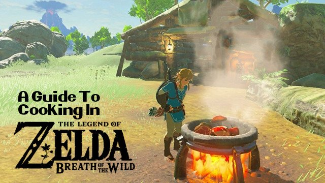 A guide to cooking and the best recipes in zelda breath of the cooking is an essential part of survival in the legend of zelda breath of the wild eating food is how link sustains himself in the wild in addition to forumfinder Images