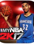 Box art - My NBA 2K17