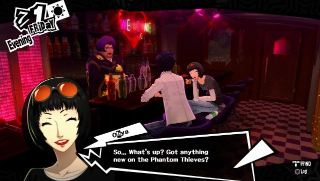 All dating options persona 5