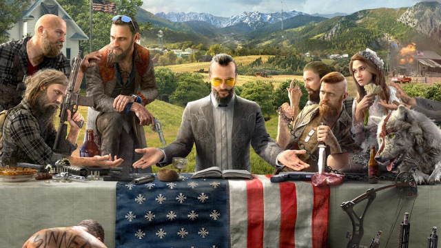 Far Cry 5 Service Not Available