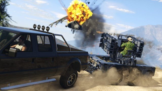 GTA V single-player DLC isn't necessary: Rockstar