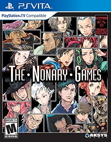 Box art - Zero Escape: The Nonary Games