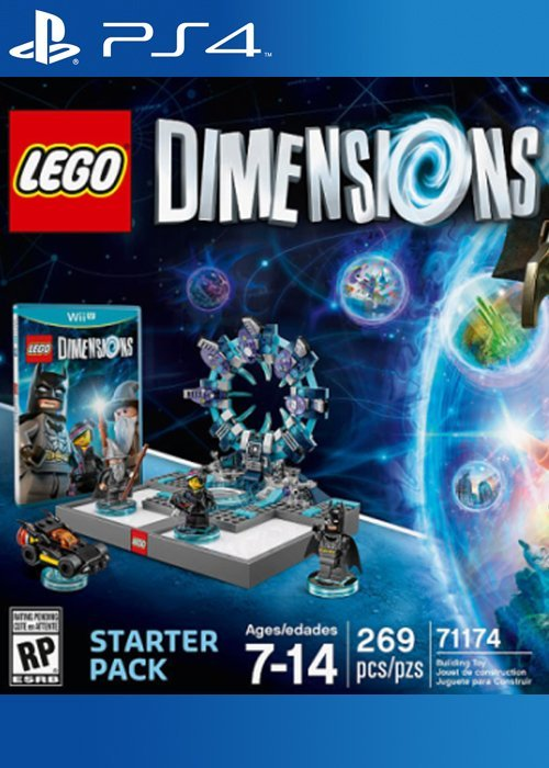 Box art - LEGO Dimensions
