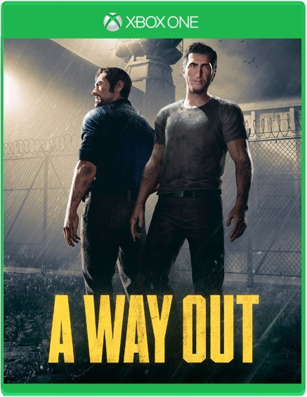 Box art - A Way Out