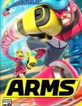 Box art - ARMS