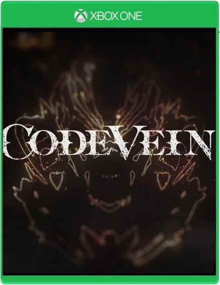 Box art - Code Vein