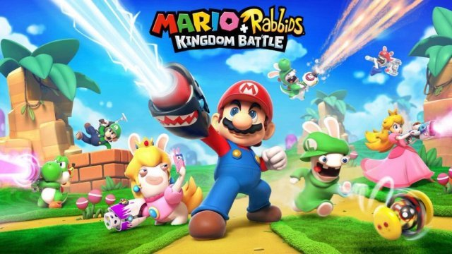 First gameplay trailer for Mario + Rabbids Kingdom Battle