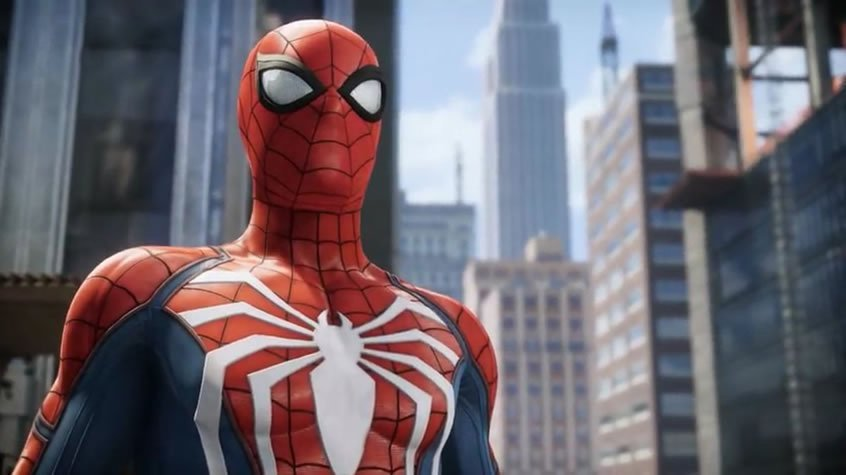 Spider-Man PS4 Teases With New Gameplay Ahead of Big Reveal