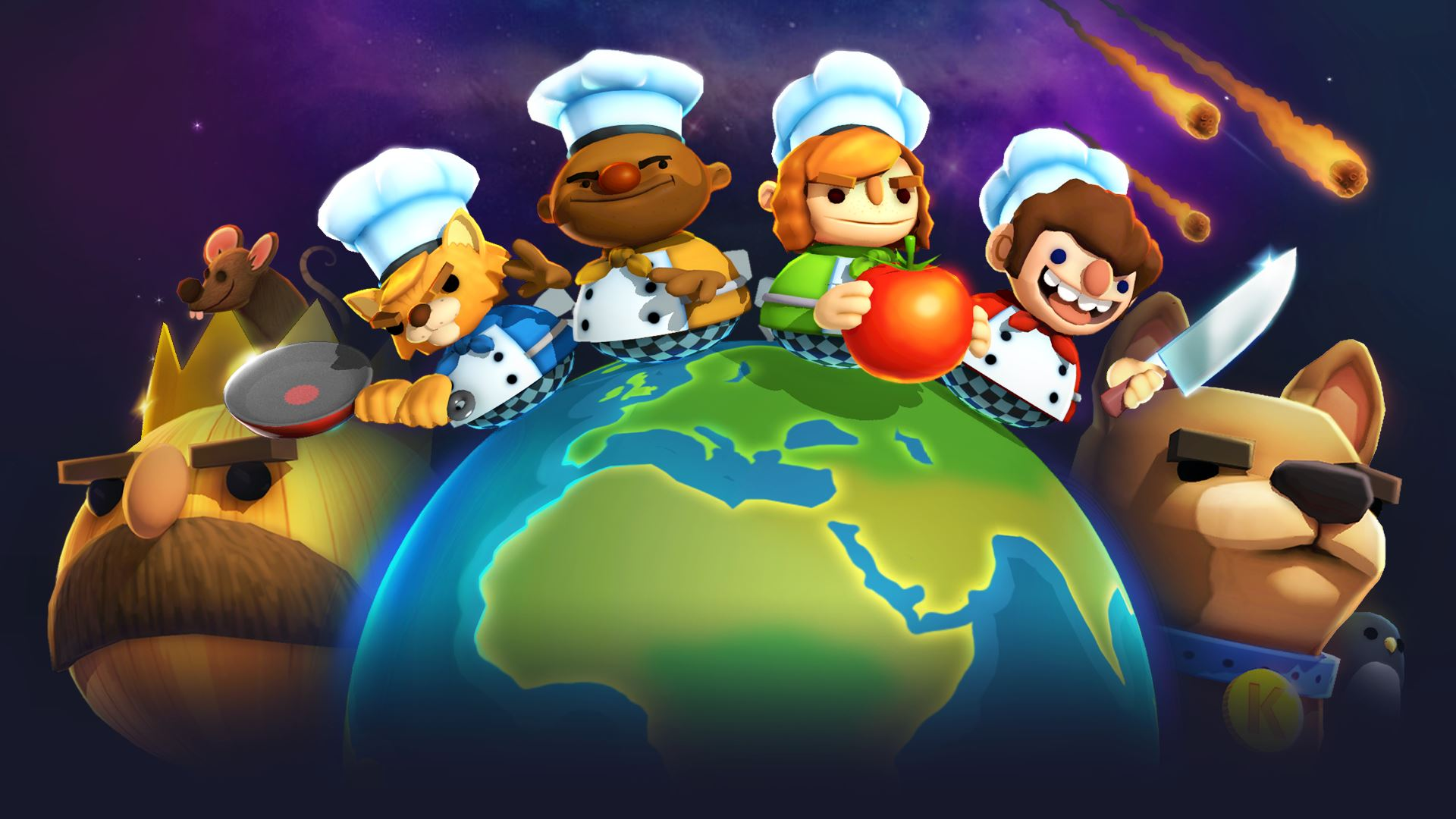 'Overcooked' (ALL) Coming To Switch This Week