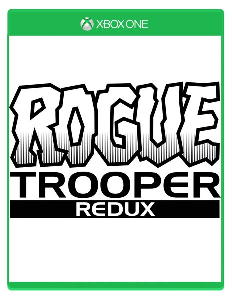 Box art - Rogue Trooper Redux