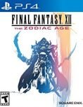 Box art - Final Fantasy XII: The Zodiac Age