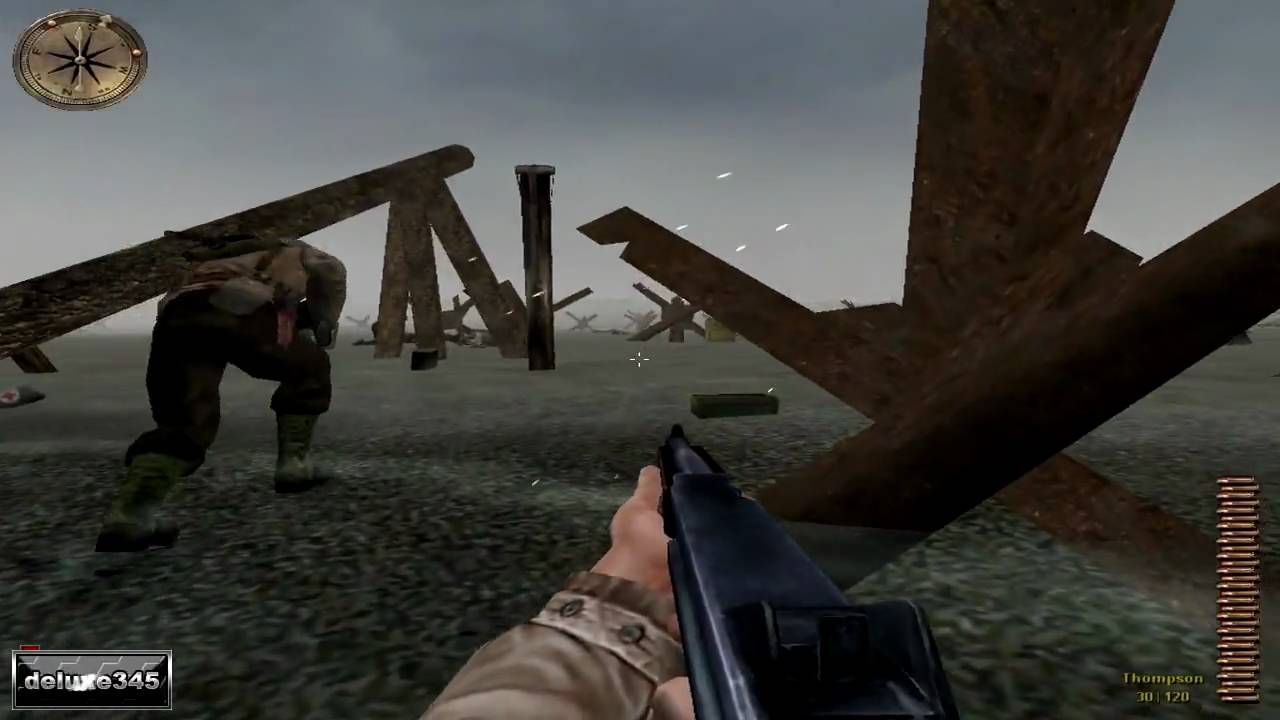 Medal of Honor Allied Assault Review