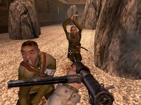 Medal of Honor: Rising Sun Review