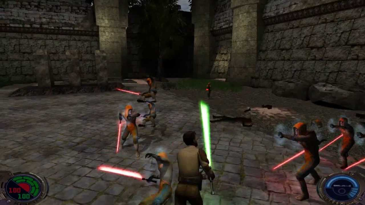 Star Wars Jedi Knight II: Jedi Outcast Review
