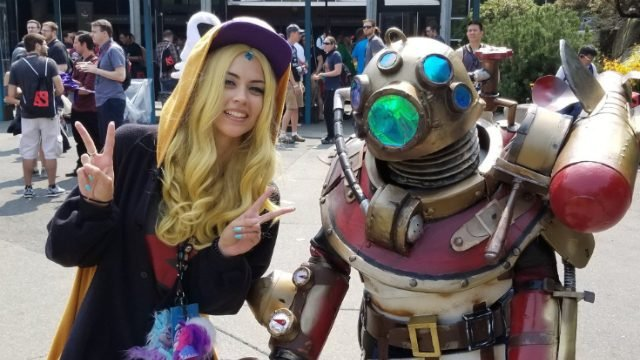 Interview Dota 2 Cosplay Champion Thought She Won Third Place On