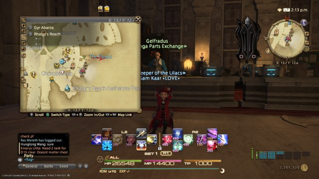 FFXIV: Stormblood - How to Acquire Level 345 Weapon