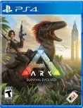 Box art - ARK: Survival Evolved
