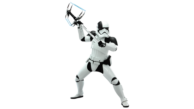 Executioner Stormtrooper The Last Jedi