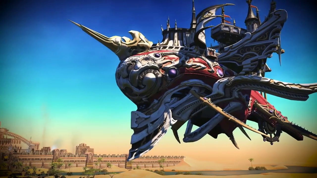 Patch 41 For Final Fantasy XIV Stormblood Just Dropped This Week And With It Came A Slew Of New Features Quality Life Improvements Changes Quests