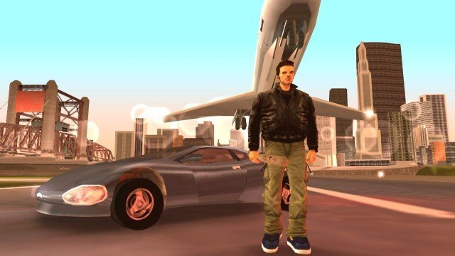 Grand Theft Auto 3 Open World