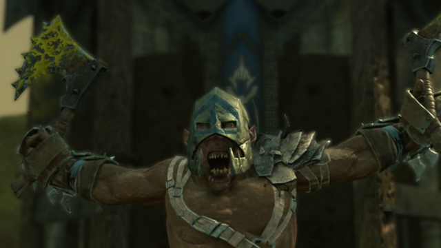 Shadow of War Nemesis System Orc