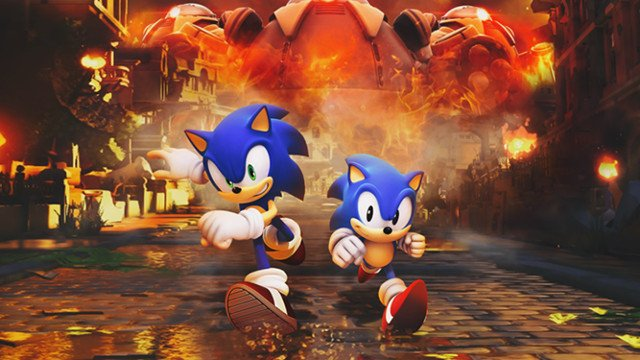 Sonic Forces vs Sonic Mania: A Battle That Sonic Needs