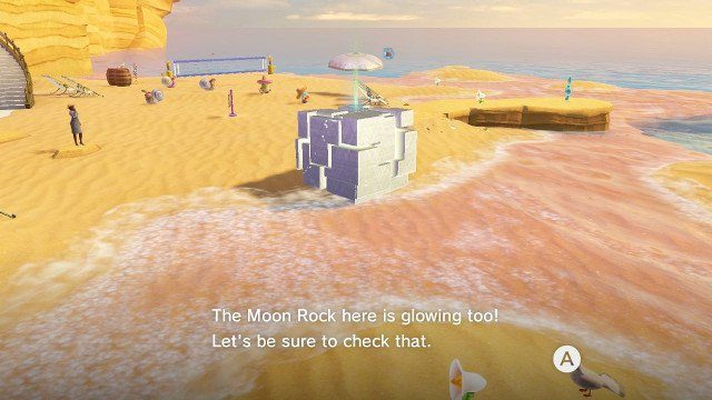 Super Mario Odyssey Ending Explained Where To Find Princess Peach