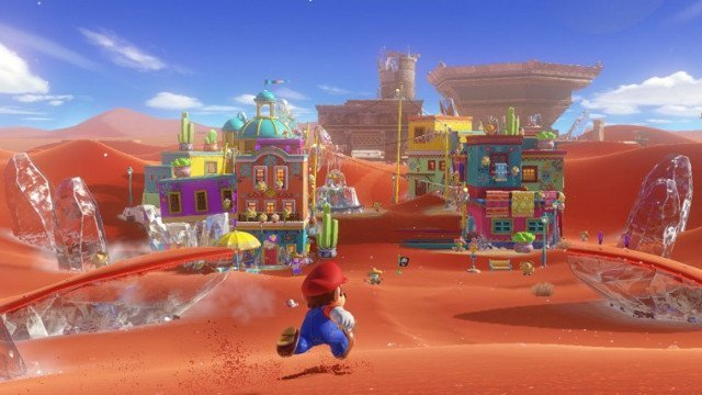 Super Mario Odyssey Photo Mode Guide How To Take Photos While Playing Gamerevolution