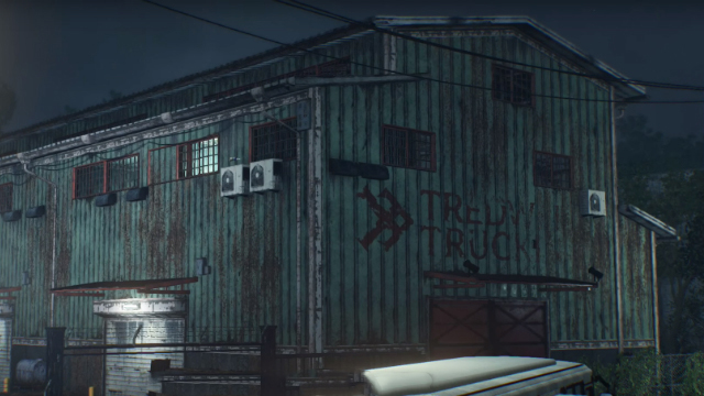 The Evil Within 2 Tredwell Trucking