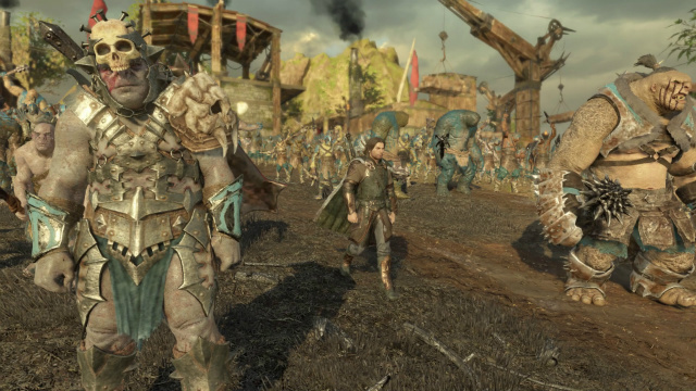 Shadow of War Orc Army