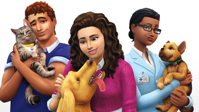 Sims  Cats And Dogs Sims