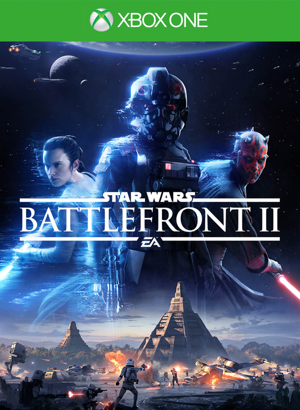 Box art - Star Wars Battlefront II