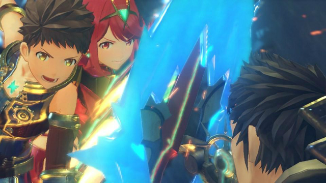 Xenoblade Chronicles 2 Level Up Faster Rex and Pyra