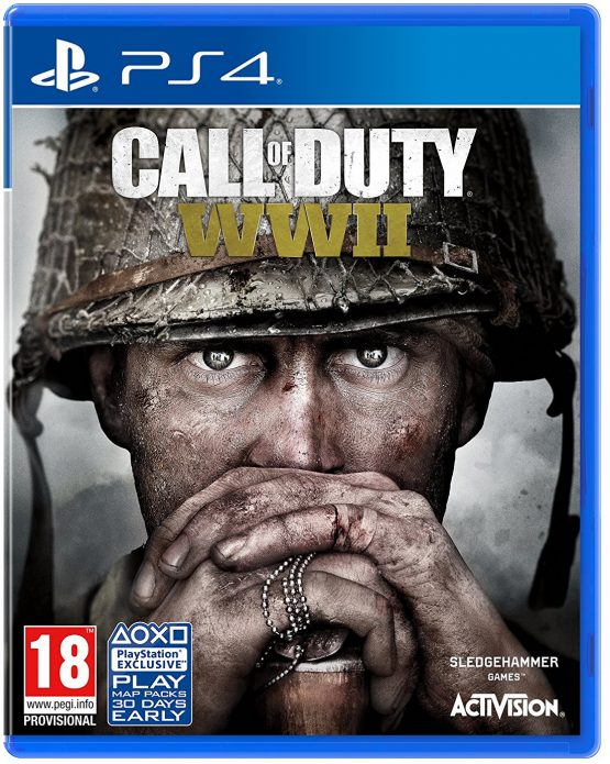 Box art - Call of Duty: WW2