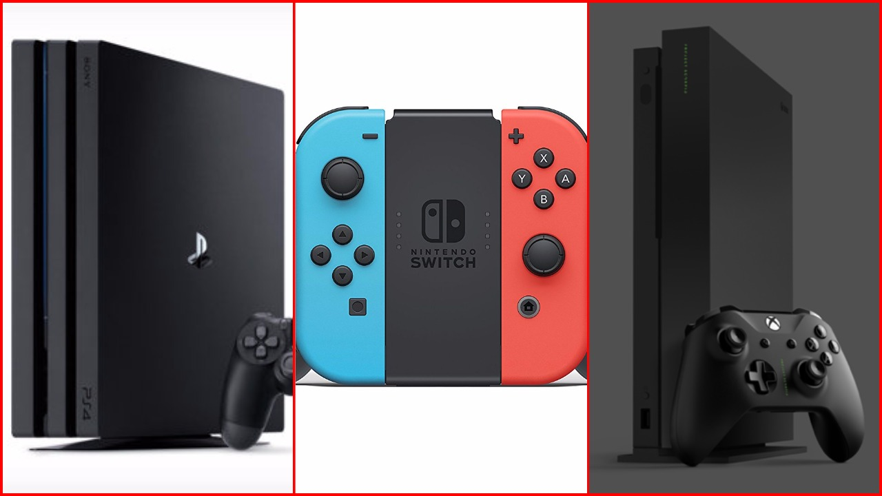 ps4 vs nintendo switch vs xbox one which console had the best 2017 gamerevolution