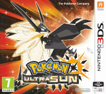 Box art - Pokémon Ultra Sun and Ultra Moon