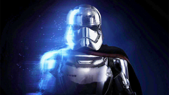 Battlefront 2 The Last Jedi DLC Patch Update Captain Phasma