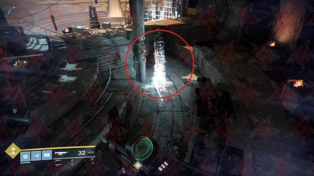 Destiny 2 Lighthouse Chest Conflux Location