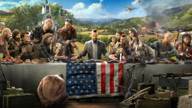 Far Cry 5 Preview, Far Cry