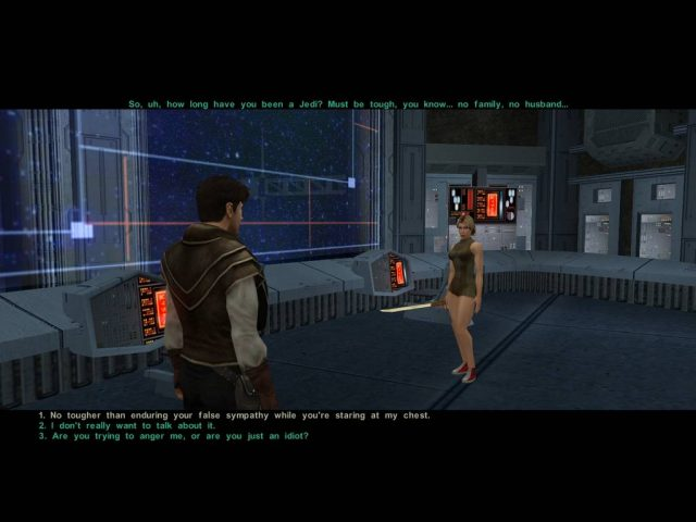 Knights of the Old Republic 2 KOTOR 2