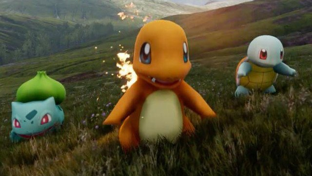 Image result for pokemon unreal engine 4