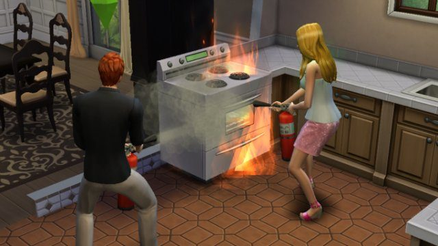 Sims 4 how to put out a fire cheats to extinguish the - How to put out a fireplace ...