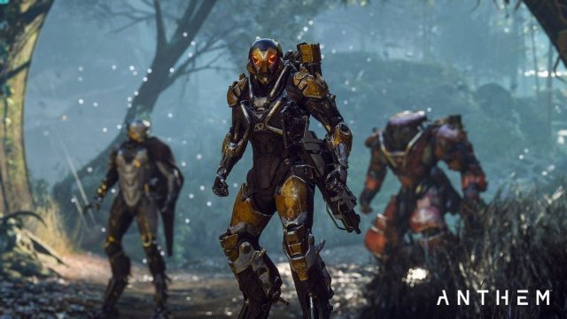 Anthem single-player campaign
