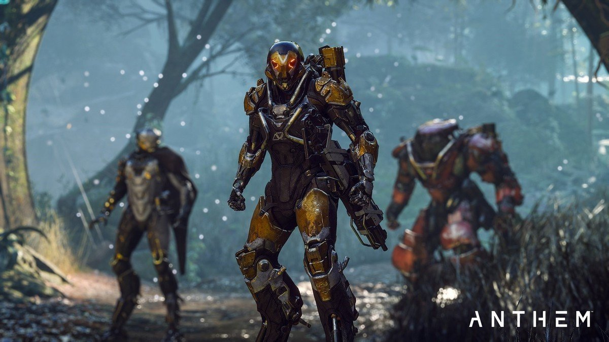 Bioware is 'hard at work' on Dragon Age, Anthem