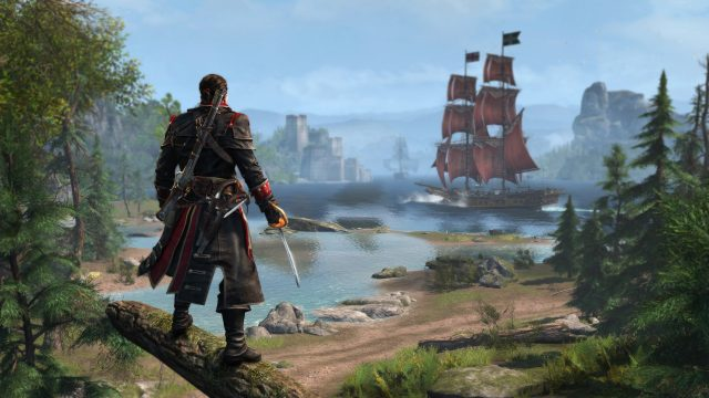 Assassin's Creed Rogue PS4 Xbox One