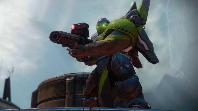 Destiny 2 Weekly Reset Arms Dealer Nightfall