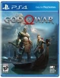 Box art - God of War (2018)