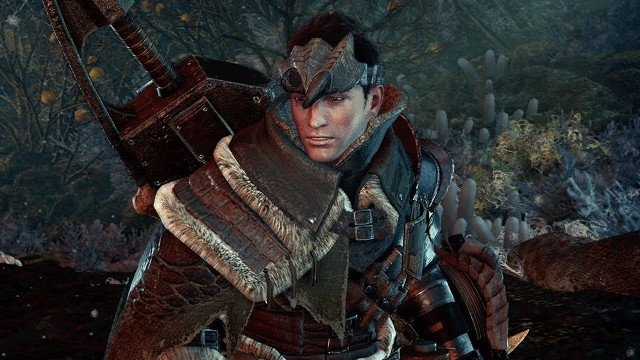 Monster hunter world how to change your appearance gamerevolution monster hunter world features a reasonably robust character creation suite though even if youve spent a considerable amount of time making your hero look solutioingenieria Image collections