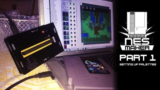 NESmaker Lets Anyone Create Their Own NES Cartridges Without Coding