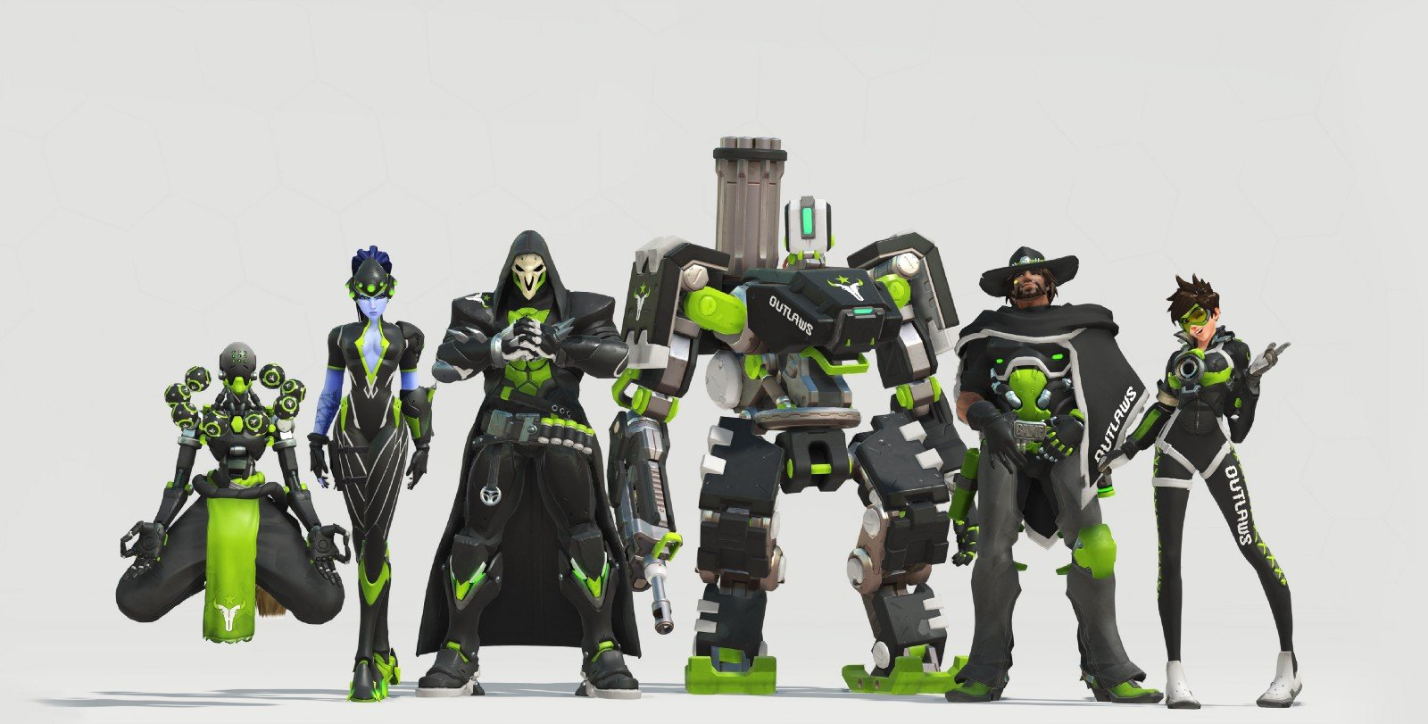 Overwatch League Outlaws